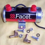 Facet electric fuel pump